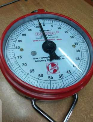 Hanson weighing scale image 1