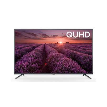 TCL 50 inches  Q-LED C715 Android Smart UHD-4K Digital TVs image 1