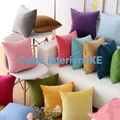 Home decor throw pillows image 1