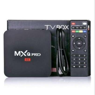 Mxq pro 4k tv Android box image 1