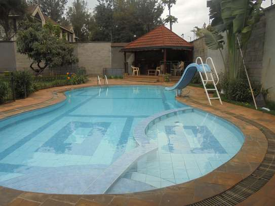 Furnished 4 bedroom townhouse for rent in Runda image 3