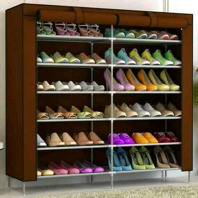 Executive Portable Modern Shoe Rack image 3