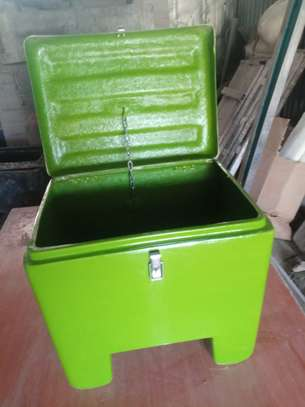 carrier boxes for motorbikes