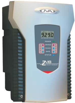 JVA Z28 2 Zone Electric Energizer 8 Joule with LCD Display image 1