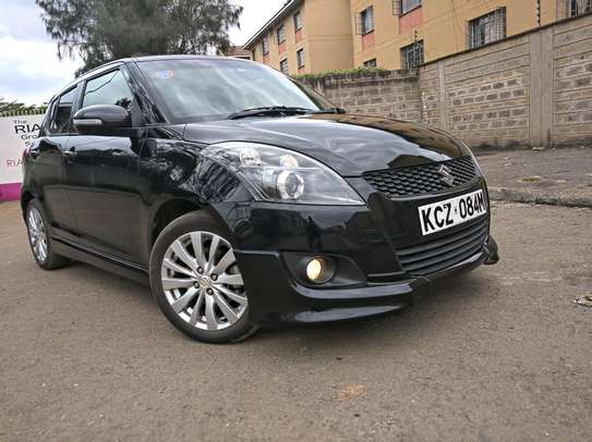 Suzuki Swift RS 2013
