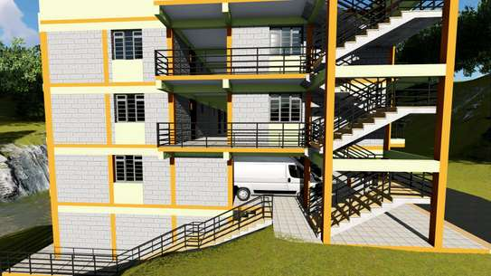 1 bedroom and Bedsitters apartment image 3