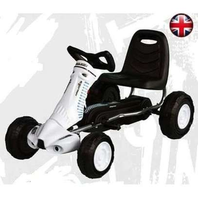 Raleigh Airblade Go Kart (3-6yrs) - White
