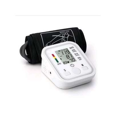 Jziki Arm Blood Pressure Monitor,Blood Pressure Cuff Machine For Professionals And Home Users Br image 2