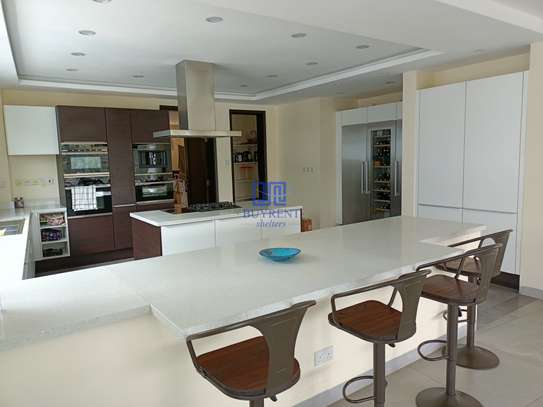 Furnished 4 bedroom apartment for rent in General Mathenge image 5