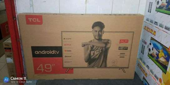 49 inch TCl smart Android Television image 1