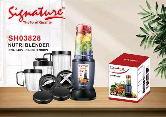 900watts signature nutribullet /signature nutri-blender image 1