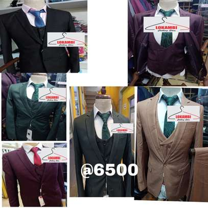 New arrivals 3 pieces suits