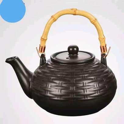 ceramic tea kettle image 1
