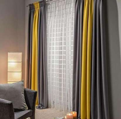 CURTAINS AND SHEERS TO MAKE YOUR ROOM LOOK CLASSY image 2