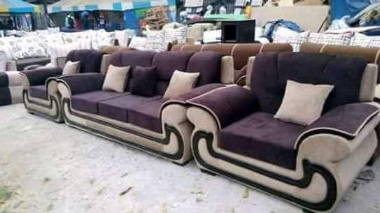 Kangaroo Sofa set, 7 Seater image 1