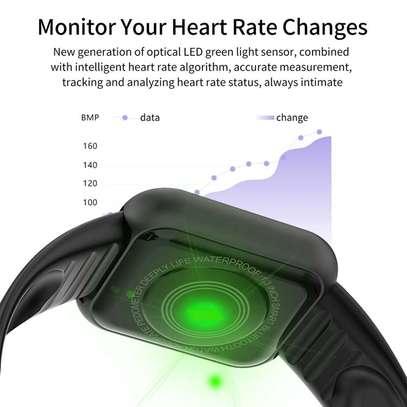 Hot Selling D20/Y68 Smart Watch Fitness Bracelet image 9