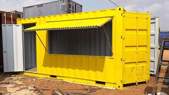 Container Stalls image 3