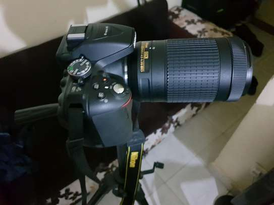 Hire Nikon D5300 Digital slr Camera image 3
