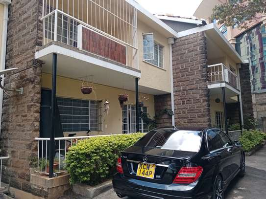 3 bedroom townhouse for rent in Kilimani image 11