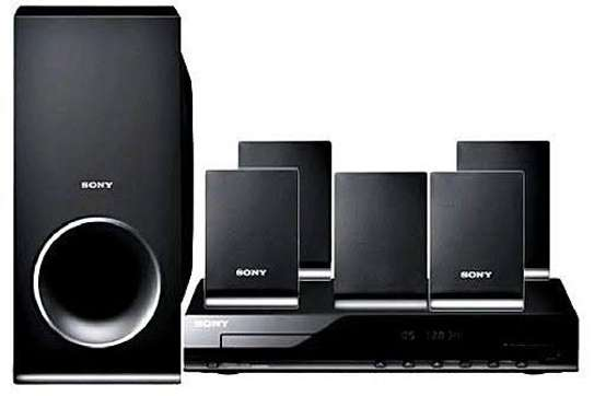 Sony Tz 140 Sony home theater image 1