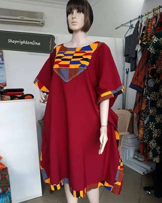 African print tops/dress/skirts image 5