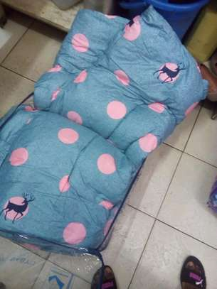 Quality   home    Duvets  pink  and blue image 1
