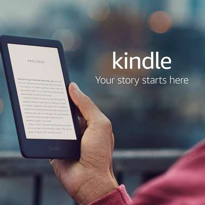 Amazon Kindle 10th Generation 8gb- Now With A Built-in Front Light image 2