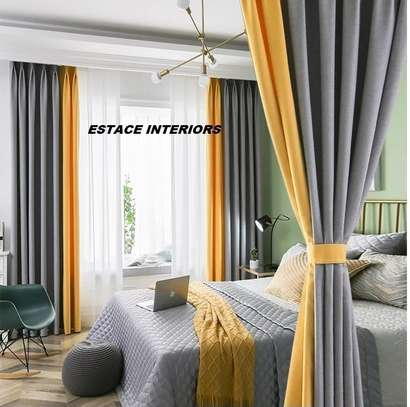 MODERN CURTAINS AND SHEERS image 2