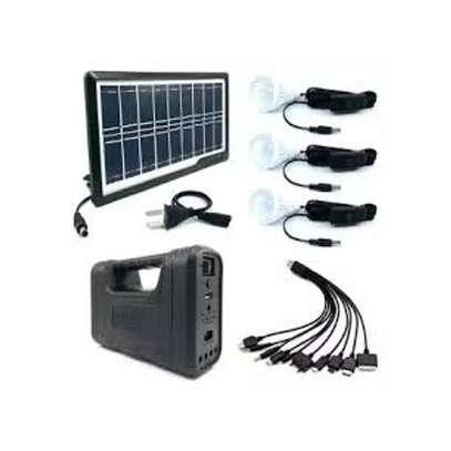 Solar GD LITE GD 8017 A Solar Lighting System. image 1