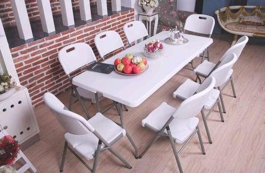 HEAVY DUTY FOLDABLE TABLES image 4