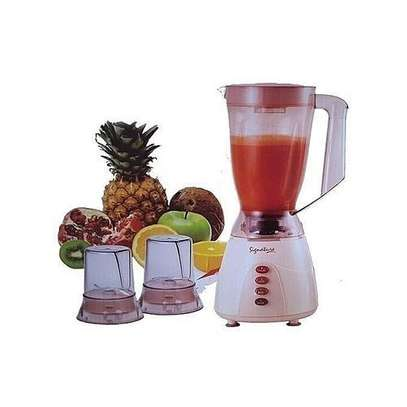 Signature Blender 3 in 1 with Grinder - 1.5 Litres - Classic Cream image 2