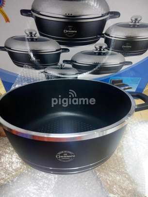10pcs DESSINI NON-STICK COOKWARE image 3