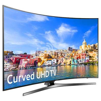 67cca9f084c6 55 inch Samsung Smart Ultra HD 4K Curved LED TV - UA55NU7300K image 1