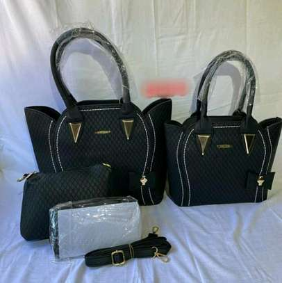 4 in 1 Classy Lady Hand Bag image 1