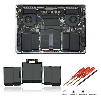 """Original New 821-01648-A for Macbook Pro Retina 15"""" A1990 Battery Daughter Board Cable 2018 Year MR932 MR942 image 3"""