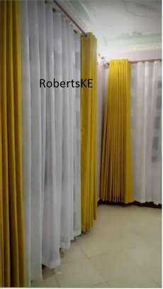 Decorative curtains image 1