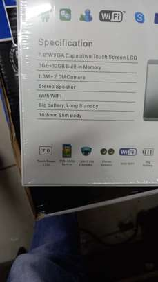 Kids Tablet 3GB RAM 32GB STORAGE Dual Sim image 2