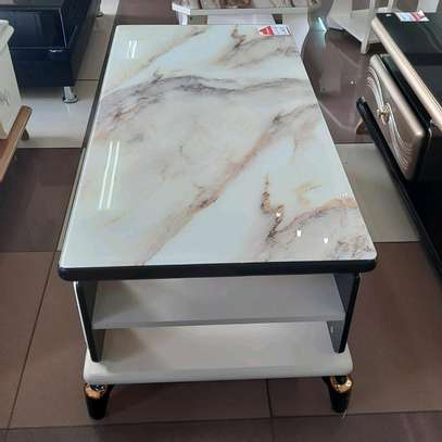 Coffee Table Tempered glass top image 1