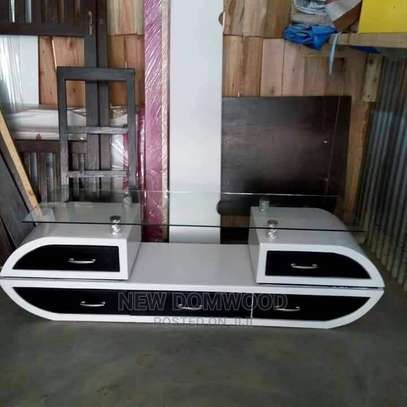 Simple TV Stand image 1