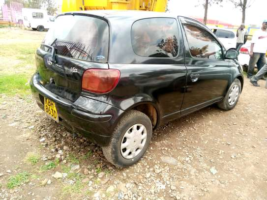 Toyota vitz image 7