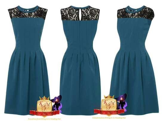 Flare Dress From UK. image 1
