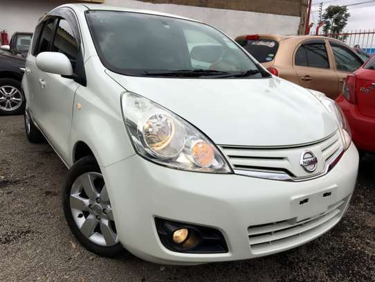 Nissan Note 1.5 dCi image 1