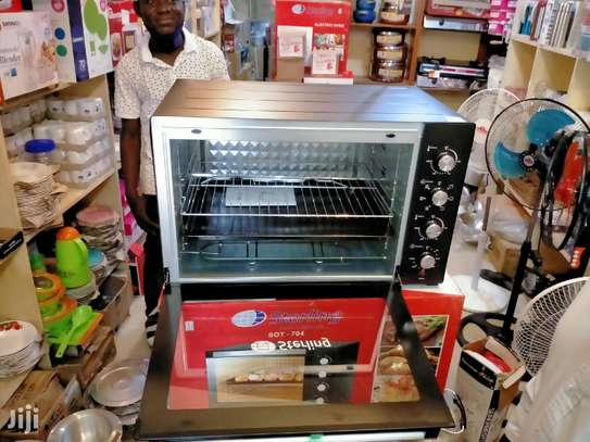 Sterling Electric Oven 100ltrs Capacity Include 1yr Warranty image 4