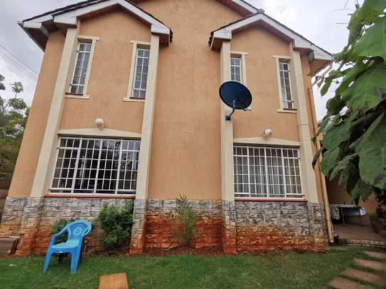 2 bedroom townhouse for rent in Nyari image 1