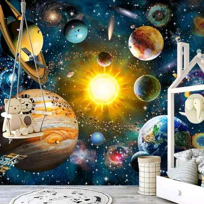 DECORATIVE KIDS WALLPAPERS image 3