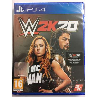 W2K20 for ps4