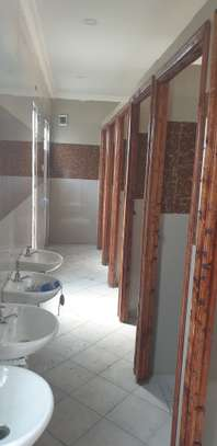 40FT Ablution block with toilets, urinals and handwash basin image 2