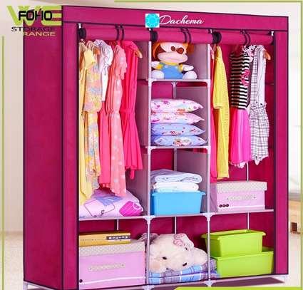 3 column portable wardrobes image 4
