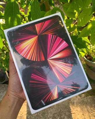 Apple 12.9 iPad Pro M1 Chip (Mid 2021, 256GB image 1