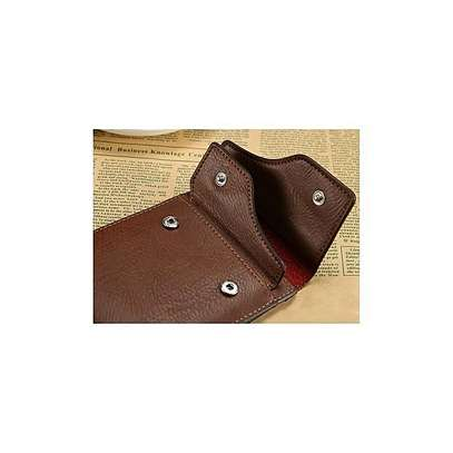 Tarn Brown Leather Wallet image 1
